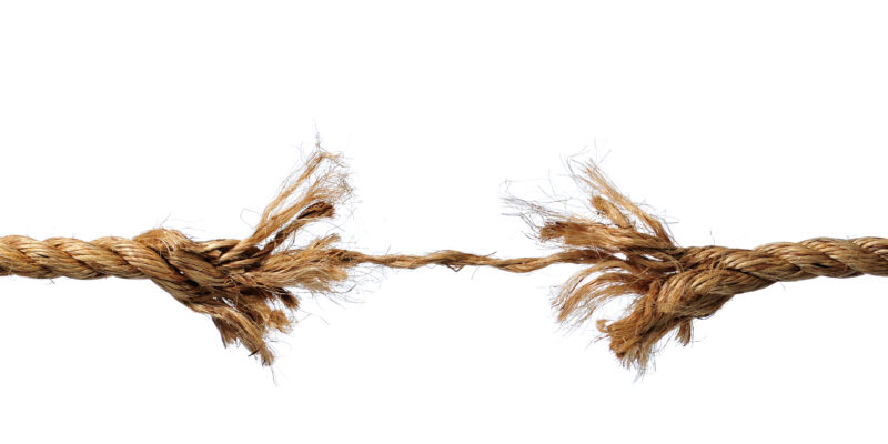 Frayed Rope 800x400 - Legal Separation