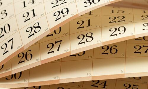 CalendarPagesTurn AdobeStock 14634661 500x300 1 - Child Visitation
