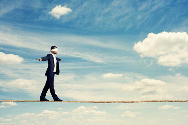 blind faith 600x400 1 - Pitfalls to Avoid